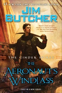 Jim Butcher_Aeronaut's Windlass_199x300